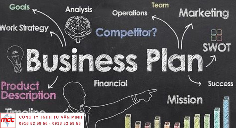 Dịch vụ lập dự án kinh doanh là làm những gì?
